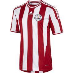 adidas Paraguay Home jersey Copa America 2011 Seleccion Paraguaya 754f2c7b0