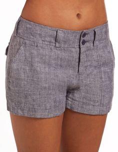 Storm Short Shorts from Island Company $95