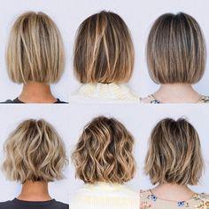 New Short Haircuts, Layered Bob Hairstyles, Modern Hairstyles, Hairstyles Haircuts, Short Hair Cuts, Bob Haircuts, Wedding Hairstyles, Evening Hairstyles, Medium Short Hair