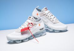 FASHION GAME: WHY THE OFF WHITE X NIKE VAPORMAX IN WHITE