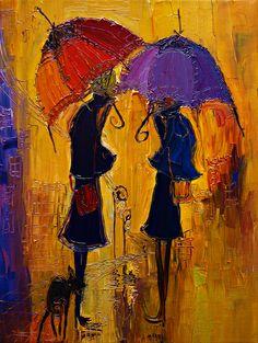Rain - justyna kopania -