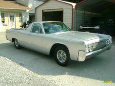 ◆1962 Lincoln Custom-Built Pick-Up◆