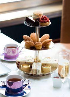 Afternoon tea review: Bulgari Hotel, London via olive magazine