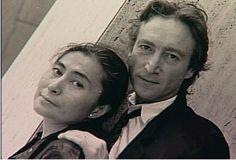Yoko Ono John Lennon 1980