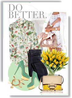 """""""Spring!/Top set for Apr 11th, 2012"""" by majksister on Polyvore"""