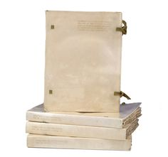 The Limp Vellum Binding