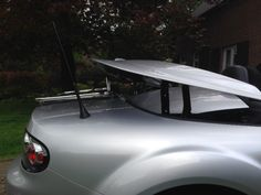 Mazda MX5 Roadster Coupe Boot Luggage Rack
