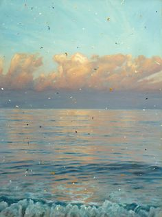 """Saatchi Online Artist: John A Sargent III; Oil, 2013, Painting """"DAWN'S EARLY LIGHT"""""""