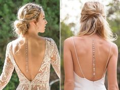 15 Unique Statement-Making Bridal Body Jewelry We Love!