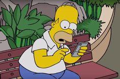 Pokémon GO – Homer Simpson está viciado no jogo