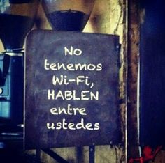 Sin wi-fi