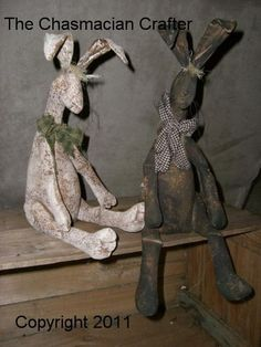 Primitive Rabbits primitive-likes