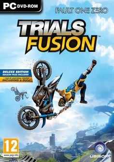 TRIALS FUSION FAULT ONE ZERO Pc Game Free Download Full Version