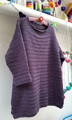 crochet sweater - Planet Penny
