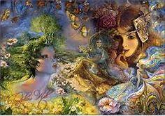 Pin by Angel on Josephine Wall ~ Fantasy Art | Pinterest