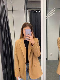Look Fashion, Duster Coat, Blazer, Jackets, Women, Down Jackets, Blazers, Jacket, Woman