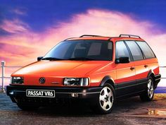 Volkswagen Passat VR6 Variant (1991 – 1993).