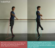 Working Your Turnout Properly in a la Seconde for More Strength - BalletHub