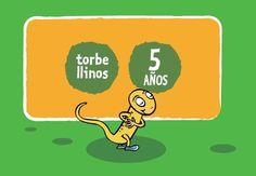 """""""Torbellinos"""" de 5 años, de Editorial Casals, trabaja todas las áreas y aspectos didácticos del nivel de educación infantil, en relación con sus libros de texto, dividido en tres trimestres y cuatro apartados temáticos: Entorno, Matemáticas, Lengua y Manejo del ratón."""