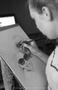 WIP, creating a drawing #drawing #pencil #art #portrait