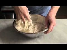 Here's a foolproof trick for kneading dough so that bread comes out evenly and beautifully.