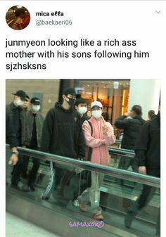 ↞ real eyes, realize, real lies ↠ liz - K-Culture - Info Korea Chanyeol, Kyungsoo, Funny Jokes To Tell, Funny Kpop Memes, Exo Memes, Exo Ot12, Chanbaek, Fandom, K Pop