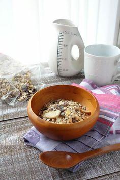 fruit muesli, breakfast cereal