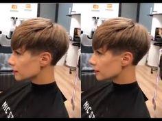 How-to: Creative short women's haircut tutorial - Hairbrained