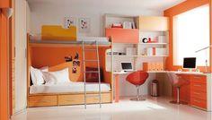 No siempre resulta sencillo ambientar y decorar los dormitorios juveniles, quien va a vivir en ellos, generalmente adolescentes en épocas de grandes cambios