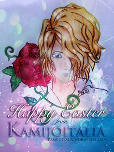 Wishing you a Happy Easter, bright and joyful as the spring air around you. With Love~ Sara – KAMIJO Italia