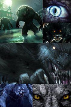 Dark Fantasy, Fantasy Art, Werewolf Art, Wolf Love, Werewolves, Magical Creatures, Macabre, Dark Art, Mythology