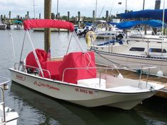 WhalerCentral - Boston Whaler Boat Information and Photos: Personal Page of A Little Madness