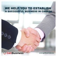 We Help you to Establish a Successful ‪#Business‬ in #Canada.