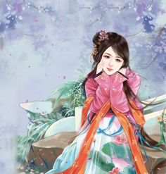 Ancient Chinese Beauty (424)