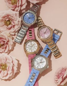Pick a color, any color! Tommy Hilfiger bracelet watches make the perfect Mother's Day for the woman you want to spend all your time with.