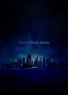 City of fallen angels, gif,