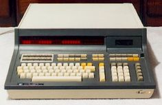 HP 9830, introduced in 1972, was the first desktop all-in-one computer.