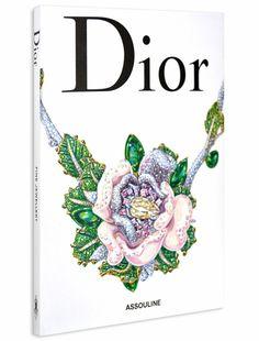 Dior 3-book set by Assouline