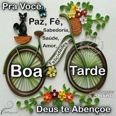 Boa tarde-Frase-Para você... Paz, fé, sabedoria, saúde... Good Night Beautiful, Quotes By Women, Inspirational Message, Good Afternoon, Messages, Ghosts, Puppets