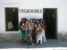 Mochileras del Norte - FM CACHI | Flickr: Intercambio de fotos