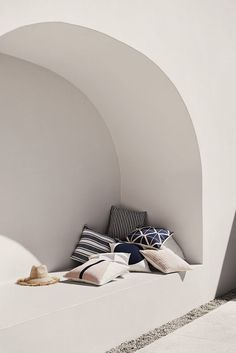 home home design Exterior Design, Interior And Exterior, Outdoor Spaces, Outdoor Living, Indoor Outdoor, Outdoor Decor, Outdoor Cushions, Outdoor Seating, Simple Pleasures