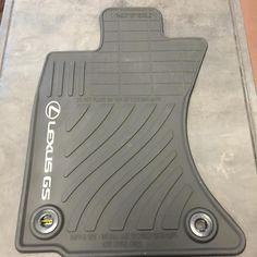 Nylon Floor Mats For #Lexus | All Weather Floor Mats For Lexus | Pinterest  | Carpet Flooring, Lexus Cars And Cars