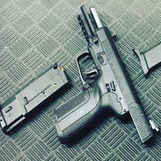 It's that time!! #gun #guns #shoot #shooting #gunrange #5.7 #pretty #fnh5.7 #fnh by butifldsastr