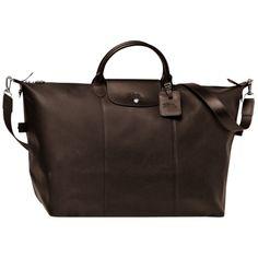 Travel bag - Le Foulonné - Luggage - Longchamp - Mocha - Longchamp United-States