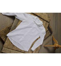Découvrez tous les secrets de la chemise homme CONOUCO. Made in France en lin bio ! Made In France, Bio, One Shoulder, Blouse, Tops, Women, Style, Fashion, Swag