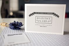 • Typography • Logo • Invitation • by show it better on Creative Market