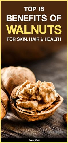10 Best Health Benefits of Walnuts images in 2019 | Health