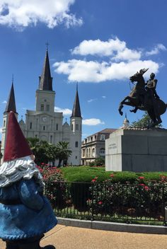 Jackson Square is home to New Orleans's historic St. Louis Cathedral and is one of the most picturesque places in the French Quarter. Bonus: horse carriage tours leave from here all day, every day.