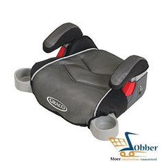 Graco Baby Toddler Car Seat Backless TurboBooster Infant Kids Safety Transporter