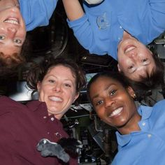 Smithsonian Air & Space Museum: Women's History Month Resources